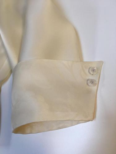 Mother of the Groom outfit - custom design - close up of french cuff